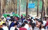 Nông trường cao su Minh Tân (Dầu Tiếng): Hơn 800 công nhân tham gia lớp huấn luyện An toàn vệ sinh lao động - Phòng chống cháy nổ