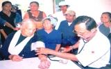 Xã Tân Hiệp (Tân Uyên): Trao nhà tình nghĩa cho đối tượng chính sách