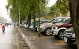 Cấm giữ xe: Hy sinh lợi ích thiểu số vì 7 triệu dân Hà Nội