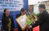 Kỷ niệm 57 năm Ngày Thầy thuốc Việt Nam