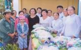 Hội Chữ Thập đỏ thị trấn Tân Phước Khánh (Tân Uyên): Chăm lo đời sống người nghèo