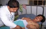 Lật xe khách đi Lào, 13 người chết