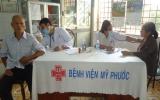 Khám bệnh từ thiện tại xã An Bình