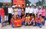 Công ty Samil Tung Sang Vina đoạt chức vô địch