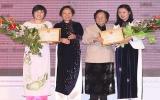 Trao giải thưởng Kovalevskaia cho hai nhà khoa học nữ