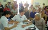 Khám, phát thuốc miễn phí cho 150 phụ nữ nghèo phường Lái Thiêu