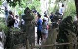 Ngôi mộ cổ ở Quảng Nam bị khai quật và những nghi vấn