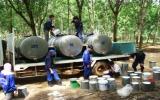 Thực hiện tốt công tác an toàn vệ sinh lao động - phòng chống cháy nổ