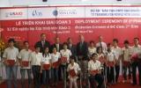 Đồng hành cùng dự án đào tạo công nghệ thông tin cho người khuyết tật