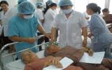 Trung tâm Phòng chống bệnh xã hội tỉnh thực hiện mổ mắt miễn phí
