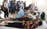 Nơi phát triển nguồn hiến máu tình nguyện