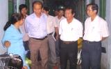 Ban Văn hóa - Xã hội HĐND tỉnh:  Khảo sát đời sống người lao động tại phường Bình Chuẩn (TX.Thuận An)