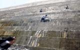 Hiện tượng thấm ở đập thủy điện sông Tranh là không được phép