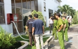 Sở Cảnh sát PCCC kiểm tra đột xuất công tác phòng cháy chữa cháy
