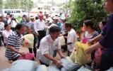 Câu lạc bộ Những người tình nguyện phường Chánh Nghĩa (TX.TDM): Đến với những người khó khăn