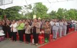 Công ty Cổ phần Đầu tư xây dựng Chánh Phú Hòa tổ chức Đại lễ cầu siêu