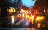 Ảnh hưởng bão số 1 tại Bình Dương: 5 người bị thương, hàng trăm hécta cao su, hoa màu bị thiệt hại