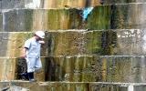 Xả cạn hồ thủy điện Sông Tranh 2 để xử lý thấm