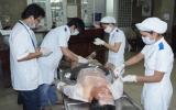 Nhiều người bị thương do nổ bình gas