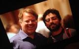 Đồng sáng lập Google đeo kính