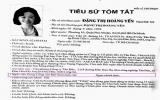 MTTQ Việt Nam đề nghị bãi miễn đại biểu Đặng Thị Hoàng Yến