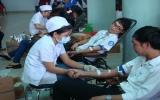 Tổ chức hiến máu nhân đạo