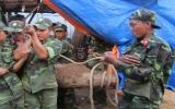TPHCM: Phát hiện bom dưới nền nhà đường Lý Thường Kiệt