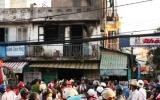 TP HCM: Nhà 2 tầng bốc cháy dữ dội