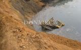 Thêm một bãi thải ở Thái Nguyên sụt lở, 1 công nhân chết thảm