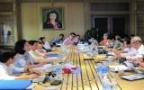 Bà Đặng Thị Hoàng Yến tổ chức họp báo sai phép