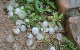 Không khí lạnh tràn về có thể gây mưa đá