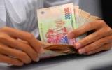 Nhận lương mới và phụ cấp ngay tháng 5