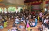 Người dân đổ về các khu du lịch dịp lễ 30-4