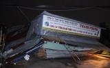 Lốc xoáy ở TP HCM làm sập, tốc mái trên 60 nhà