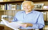 Lấy bằng thạc sĩ ở tuổi 97