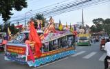 Tỉnh hội Phật giáo Bình Dương tổ chức trọng thể Đại lễ Phật đản PL 2556