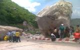 Thảm nạn trên núi Cấm: Tìm ra nguyên nhân đá rơi