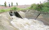 Vụ Sonadezi Long Thành xả thải ra rạch Bà Chèo - Đền bù thiệt hại thủy sản trước ngày 30-7