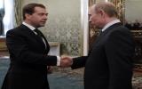 Những cột mốc đáng chú ý trong sự nghiệp Tổng thống Putin
