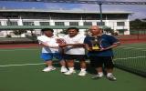 Giải quần vợt truyền thống CLB TX.TDM 2012