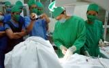 Lần đầu tiên mổ cấy máy tạo nhịp tim vĩnh viễn