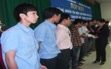 Công đoàn các khu công nghiệp Bình Dương tổ chức họp mặt công nhân bị tai nạn lao động