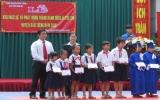 Công ty bảo hiểm Prudential trao 20 suất học bổng cho học sinh nghèo huyện Dầu Tiếng