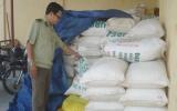 Thu giữ 7,2 tấn phân bón bất hợp pháp