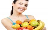 Da đẹp nhờ ăn nhiều hoa quả