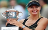 Hạ Errani, Sharapova lần đầu vô địch Roland Garros