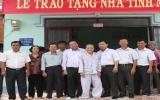 Phó Bí thư Thường trực Tỉnh ủy, Chủ tịch HĐND tỉnh Vũ Minh Sang: Thăm và tặng nhà tình nghĩa gia đình chính sách huyện Tân Uyên