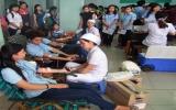Học sinh sinh viên: Đồng hành với phong trào hiến máu tình nguyện