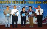 Tôn vinh 654 gia đình, cá nhân hiến máu tình nguyện tiêu biểu