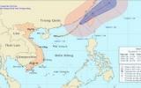 Bão số 2 không còn ảnh hưởng đến vùng biển Việt Nam